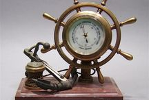 Ahoy mate! All things nautical / Nautical and sailor-themed antiques and vintage items.