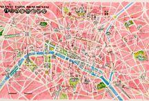 手描き地図
