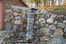Water Features / These projects involve water and really make a outdoor area amazing.  Solid Rock Landscaping has been installing water features for over 10 years now.  Pond-less water features are very popular and low maintenance.
