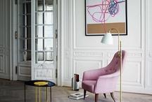 The Studio accessories / by Dominique Brammah