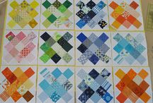 Quilts A Splash of Color / Quilts with a splash of color / by Richard and Tanya Quilts