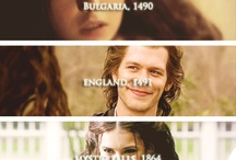 The Vampire Diaries / The Originals
