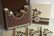CARDS - Sets in holders