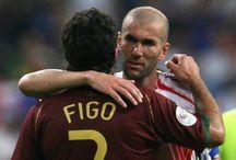 Love football / Football = love