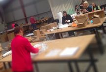 Factory life / What is it like to work in an Essex factory, that makes displays to wow consumers around the world.