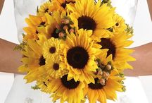 Sunflower Wedding / I hope you enjoy these beautiful ideas to compliment a sunflower themed wedding, bridal shower, or party.  For more invitation or postage ideas, also take a look at:  http://www.squidoo.com/sunflower-wedding-invitations-stationery-and-gifts