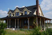 O Casa cu Acopeirs Decra in Gagu, Ilfov / Casa cu Acoperiul Decra in Gagu, Jud Ilfov Mai multe detalii despre #TiglaMetalica #Decra vizitati www.decra.ro