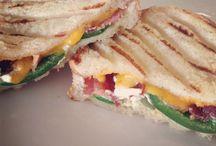 sandwiches. / not your average sandwich