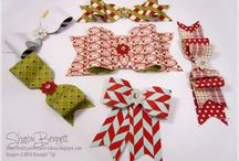 Punch board Bows