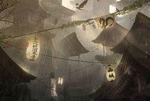 japan illustratıon