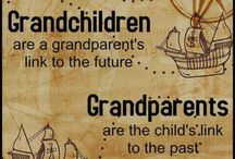 Grandparent things / by Kathy Clemmer