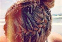 Hair, beauty, health