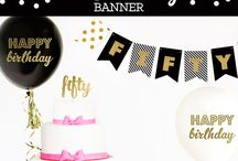 fifty decorations