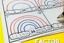 Fourth Grade Review: Factors/ Multiples/ Prime/ Composite