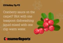 Holiday Tips and Tricks / by Consumer Reports