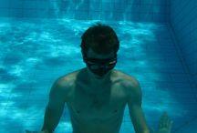 Free-diving apnea / null