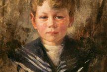 Дети в живописи