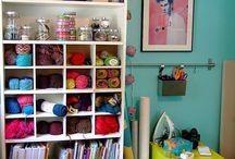 Textile storage
