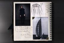 Design Diary Inspiration / Creative design diaries to inspire