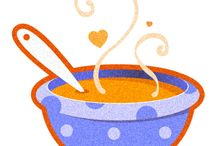 Soup Ladle / Nothing is better than great bowl of soup or chili ... no matter the occassion! / by Susie Johnson