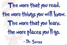 Displays Dr Suess