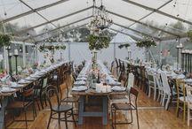 Bay of Islands wedding reception