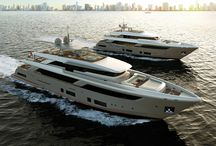 Ferretti Group 2016 New Projects / Discover the Ferretti Group New Projects #Luxury #Yachts