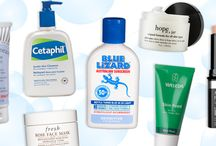 The Best Body Care Products / The best lotions, body washes, razors, and more!