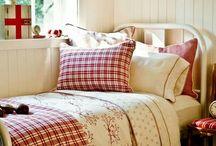 Ruby bedroom