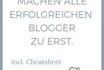 Starting blog