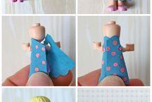 lego dolls