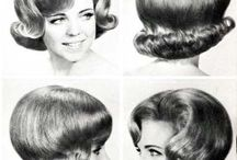 1960s Hair / beehives, bouffants, pixie cuts and all of the best 1960s hair style tutorials and inspiration