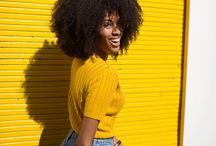 YELLOW NOIRE / Yellow and Melanin