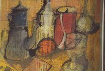 Aldo Rossi Painting