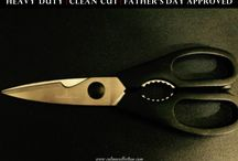 Father's Day / Find good food, quality kitchen tools by Culina that dads have been wishing.  Whether as amateur in the kitchen or as the ultimate home cooking aficionado this selection is sure to be Father's Day approved.   www.culinacollection.com