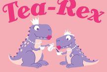 Party- Tea Rex