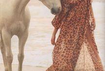 //Slither, Purr or Gallop// / I adore animal + reptile prints. Tres Chic.