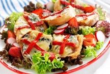 Salads ahoy