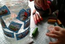 DIY voor kinderen / Kids craft