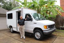 """Vanlife / Our next """"home"""" will be van-based. Saving ideas here."""