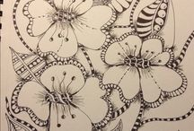 Art & Doodles - Zentangles