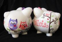 Piggy Banks / by Tykoon