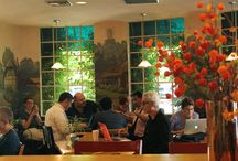 Our Shop / Pictures of our coffee shop in Toluca Lake, California