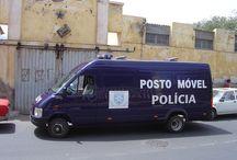POLICE AROUND THE WORLD / WINNEBAGO 1/