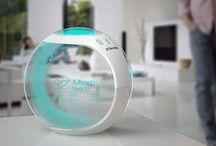Air Globe Electrolux concept