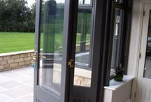 Patio and front doors / Doors