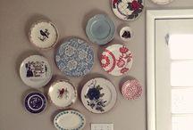 decor inspiration / DIY ideas for home decor / by Jessica Borchers