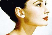 ♥ A. Hepburn III ♥ / by Mirella Perroni