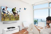 Tecnología para el hogar / Infinidad de productos con la más avanzada tecnología para hacernos la vida en nuestros hogares un poco más cómoda de la marca Panasonic.