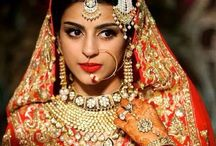 brides nd makeup